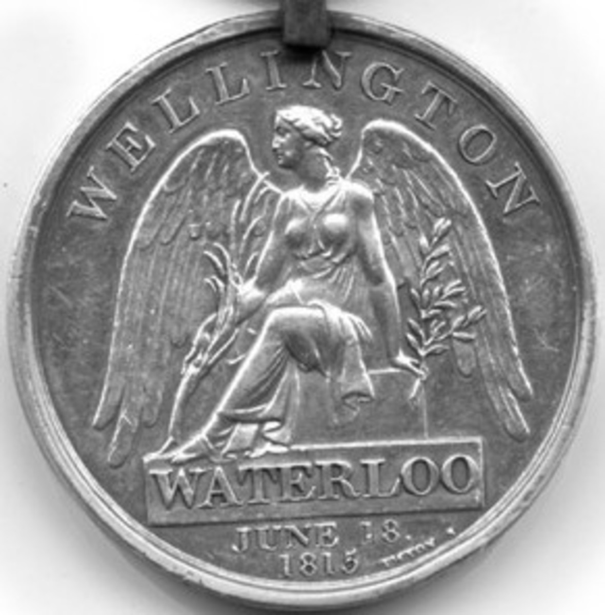 The Waterloo Medal (Reverse)