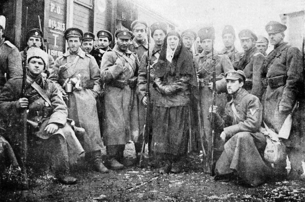 Anti-Bolshevik Partisans