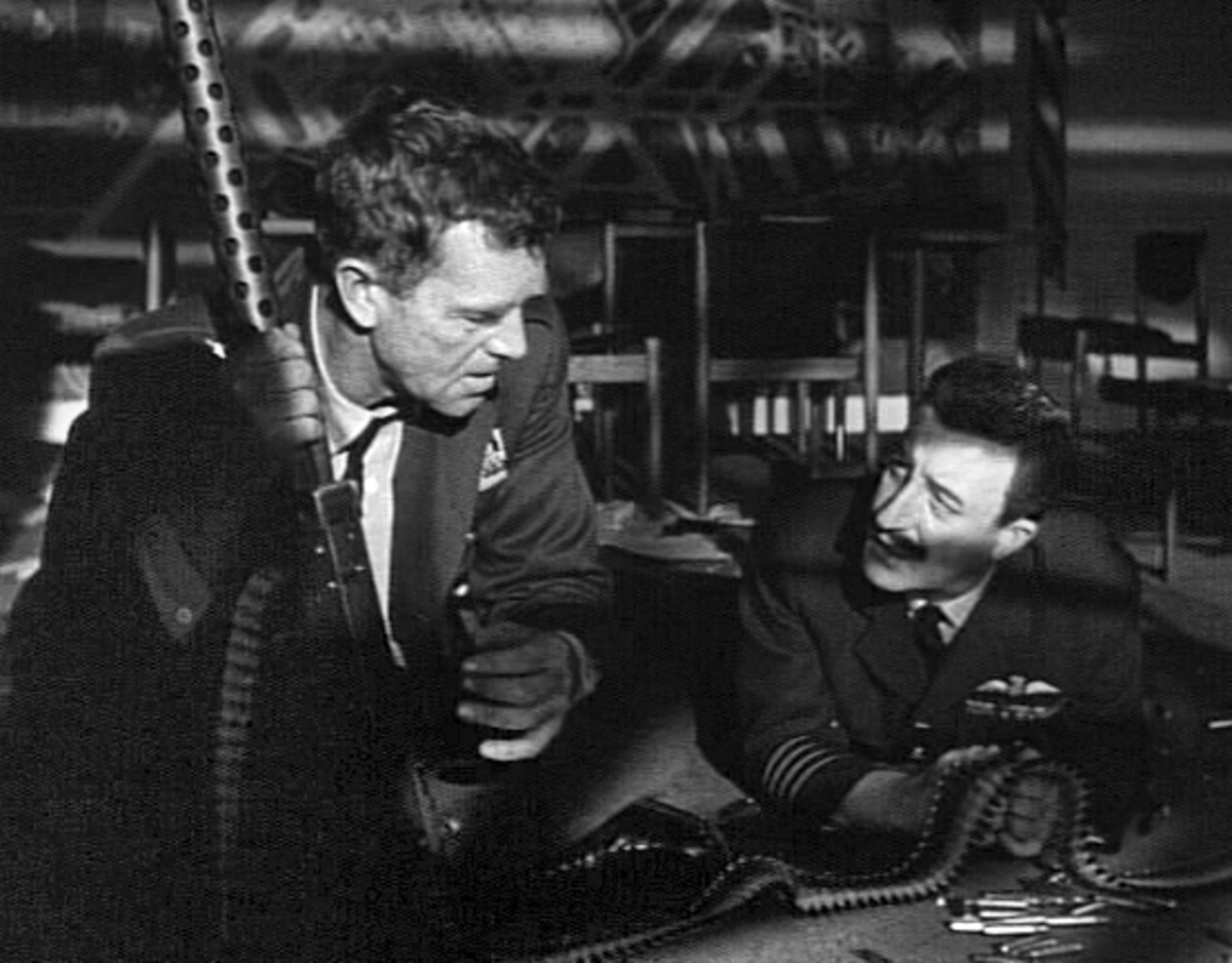 "Ripper tells Mandrake that he discovered the Communist plot to pollute all Americans' ""precious bodily fluids"" during ""the physical act of love."""