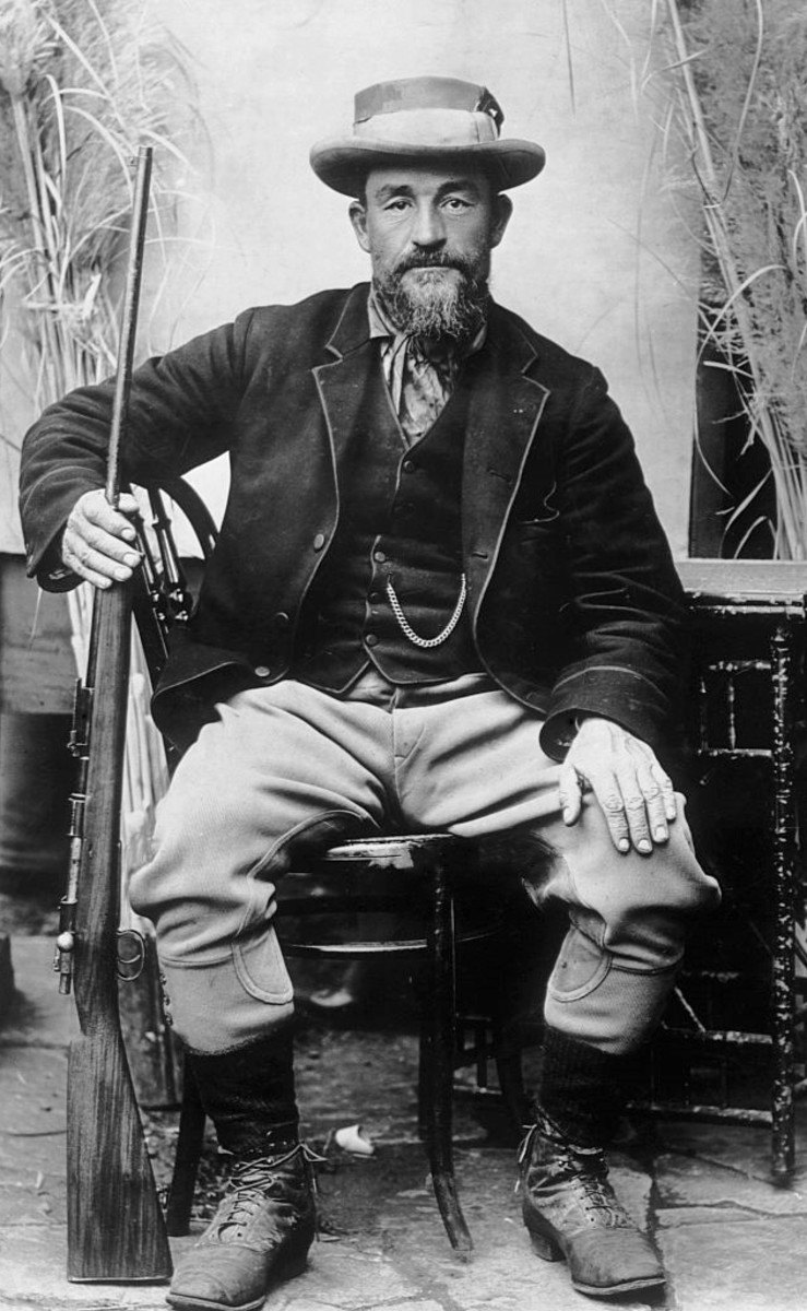 The Boer General Christiann de Wet led a highly mobile and successful guerrilla campaign against the British army in the Boer War, which in turn inspired increasingly oppressive and ethically questionable practices to repress the insurgency