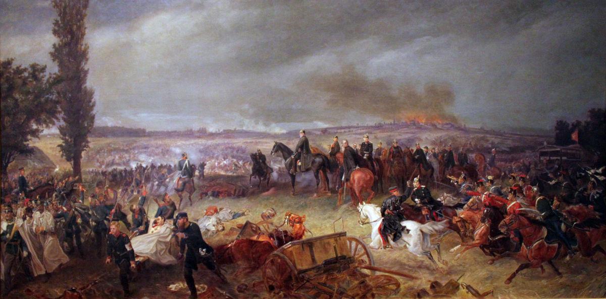 Portrait of Austo-Prussian War