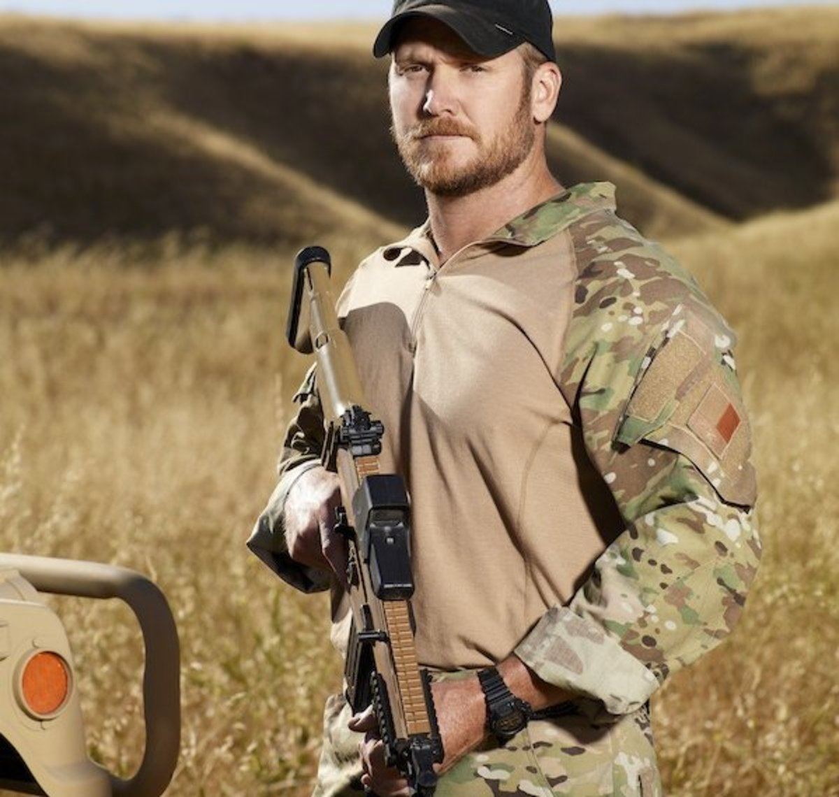 Chris Kyle photo.