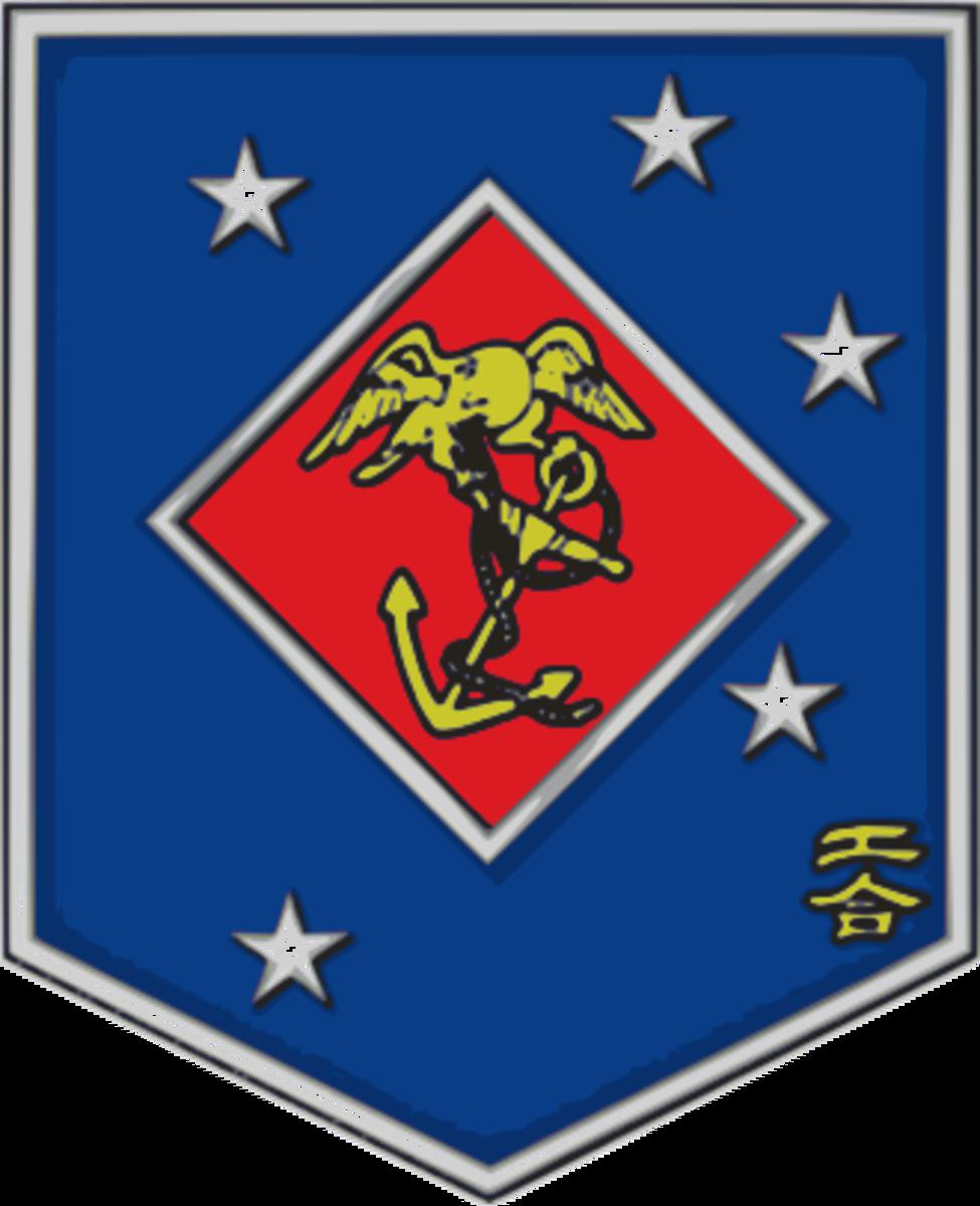 New Marine Raiders Patch
