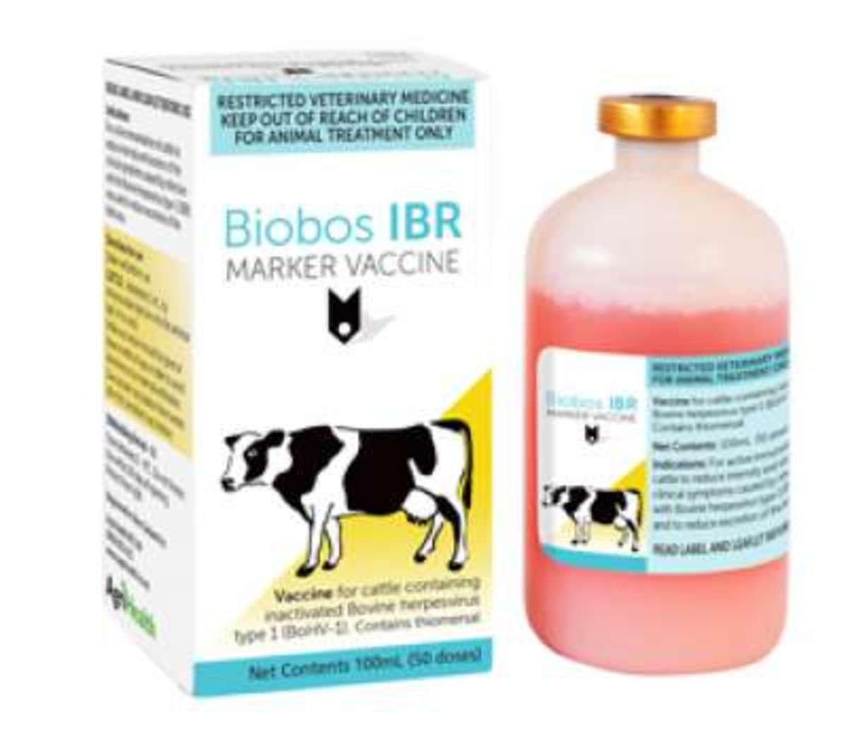 IBR marker vaccine.