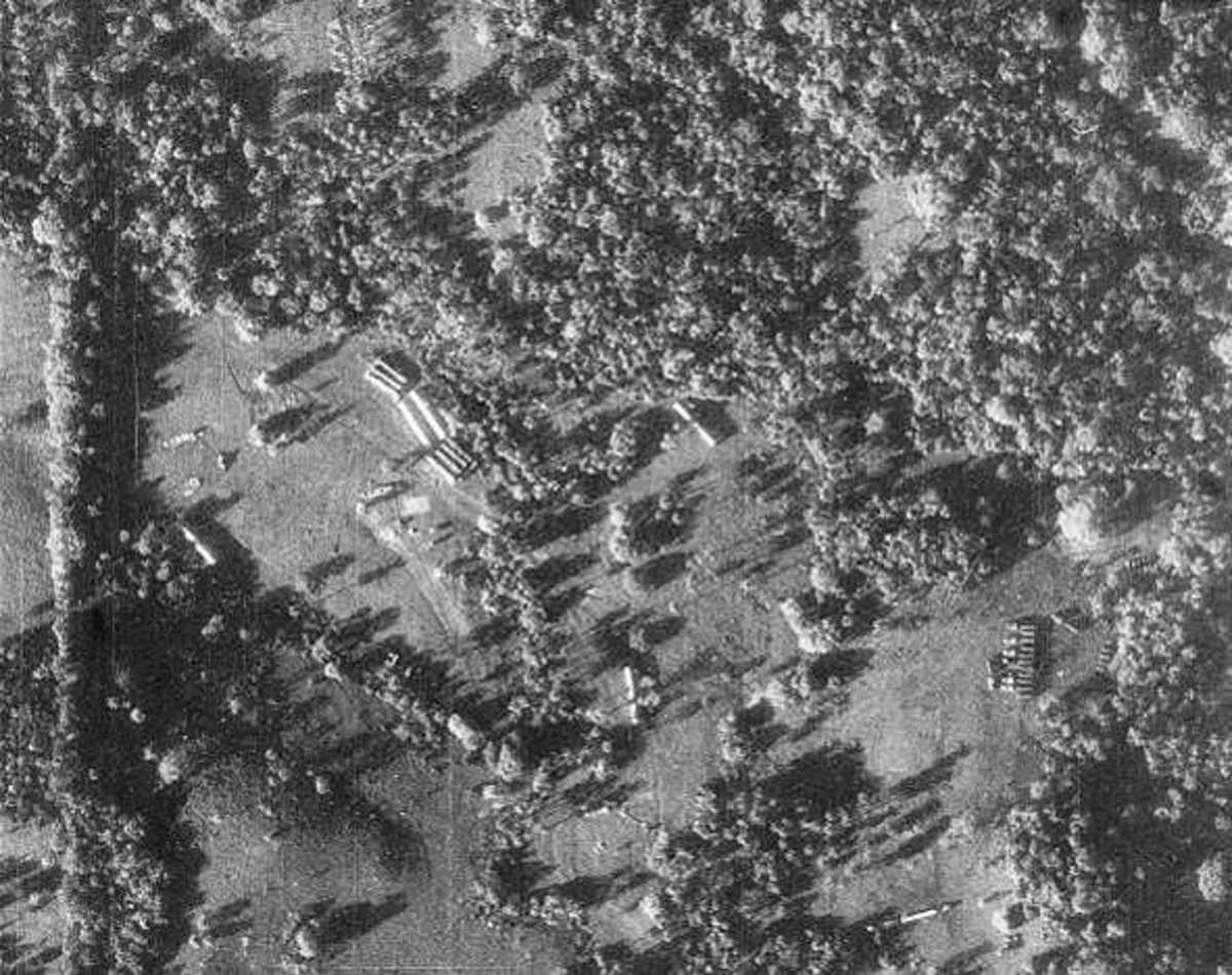 Reconnaissance photo of Cuba.
