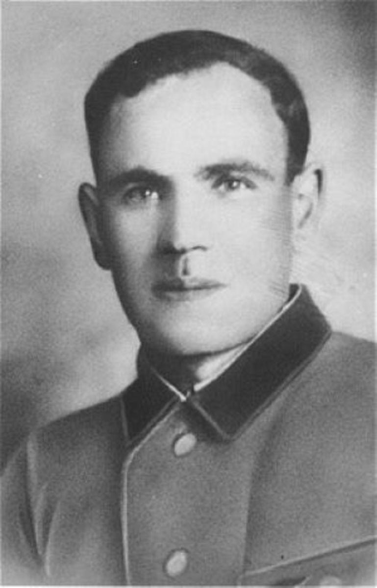 """Alexander """"Zus"""" Bielski"""