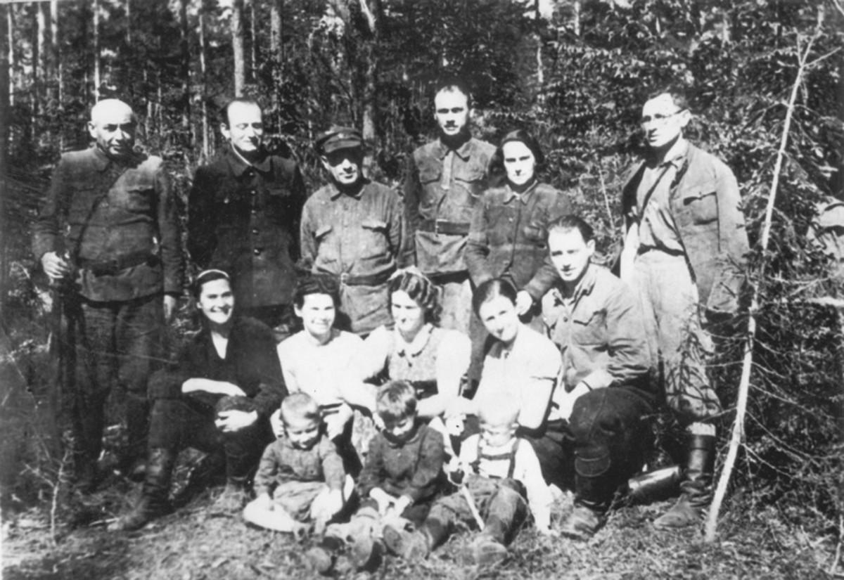 Bielski Camp Survivors