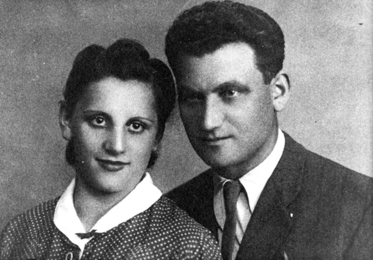 Tuvia and Lilka Bielski