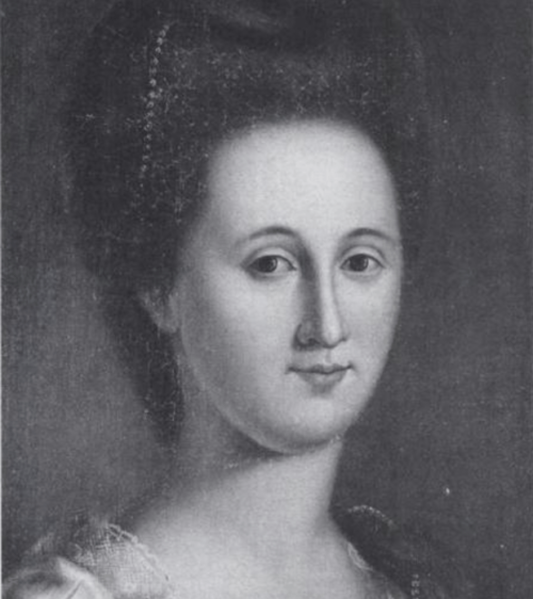 Prudence constructed a militia of women to protect her town of Pepperell while the men were away at war.