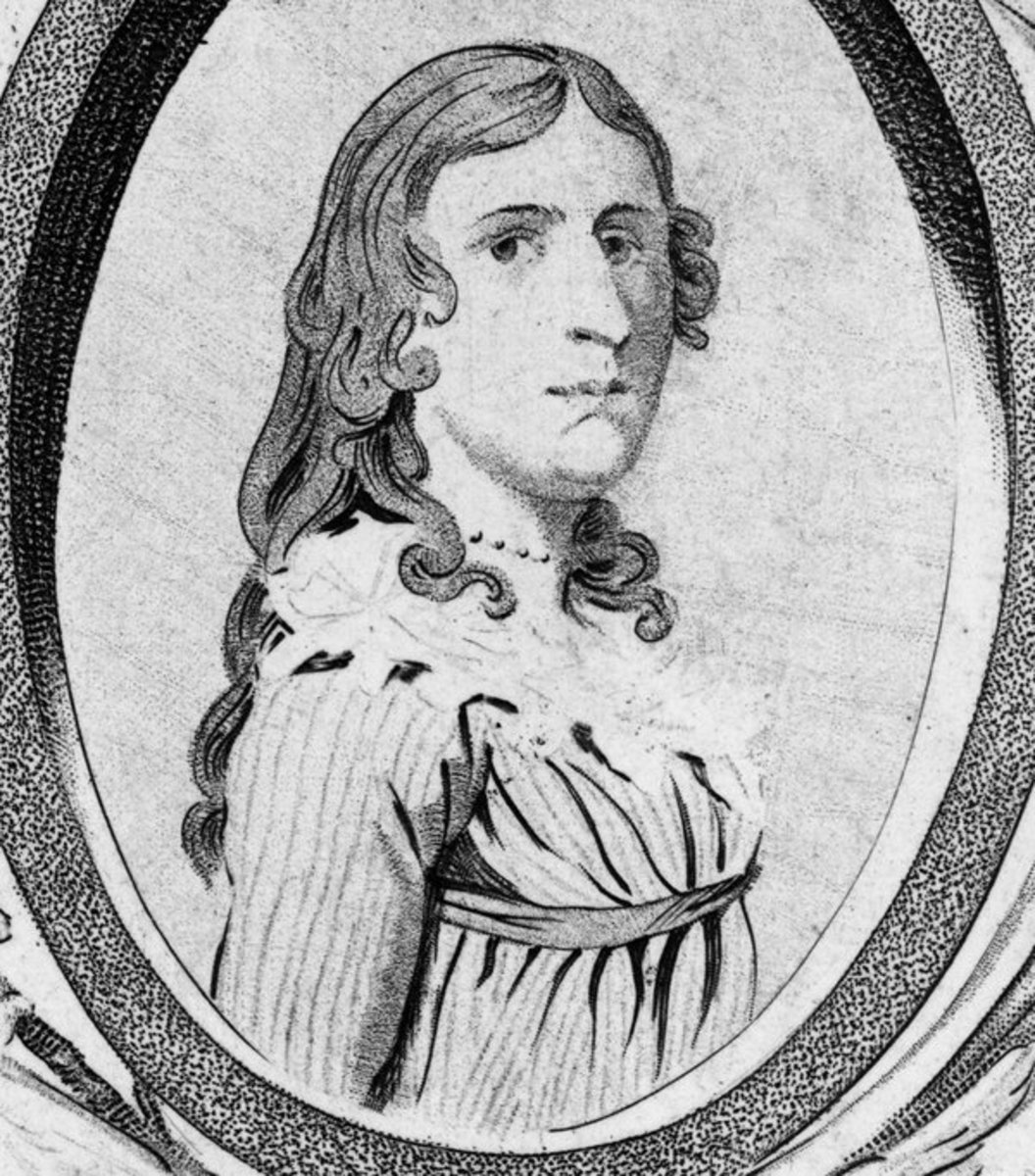At the age of 21, Deborah dressed as a man and enlisted in the colonial army.