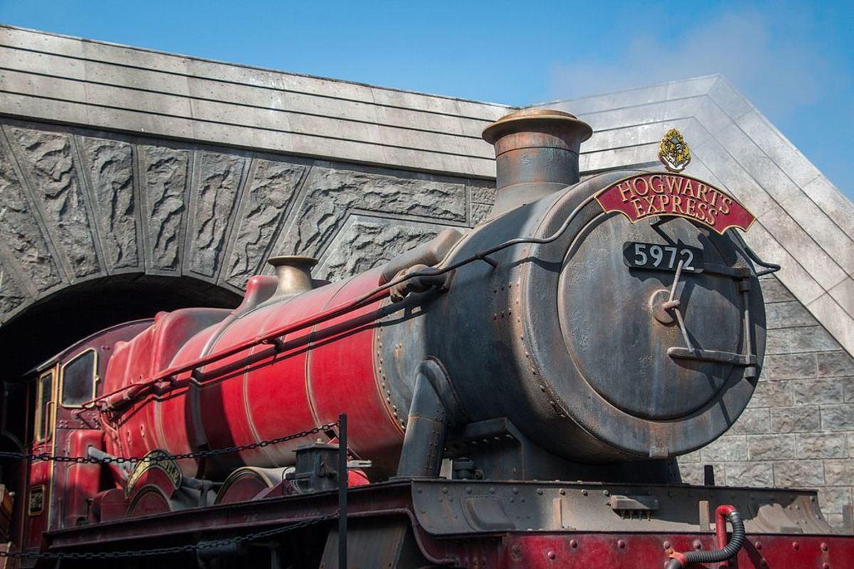 Now that you've learnt about the four Hogwarts Houses, you're ready to board the Hogwarts Express!