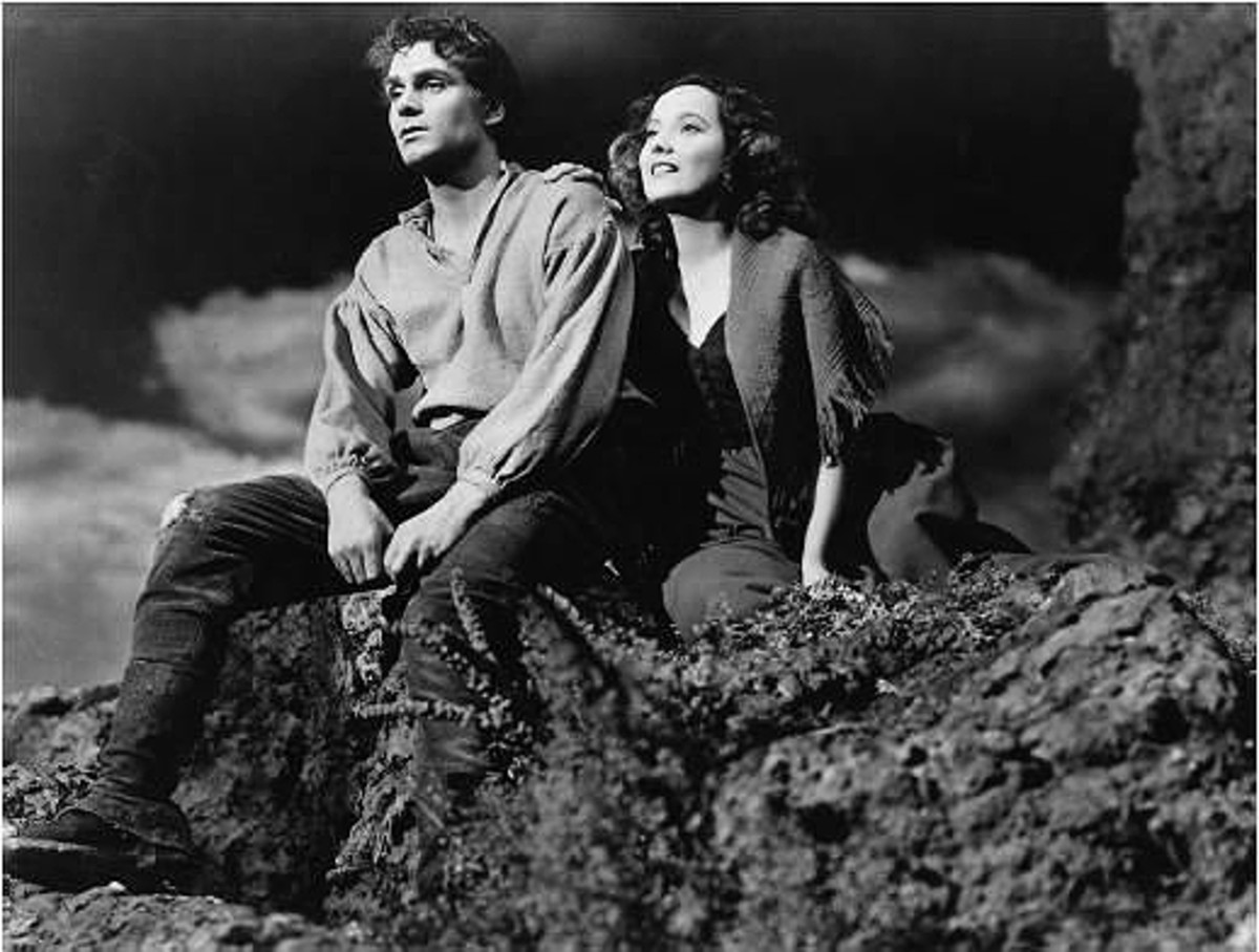 The romantic, bodice ripping appeal of Wuthering Heights was really created by Hollywood, not Emily Bronte