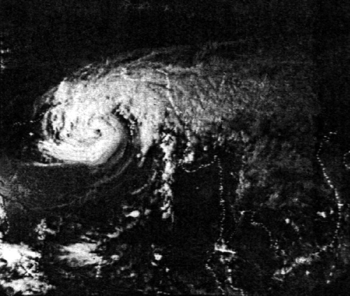 1970 Bhola Cyclone.