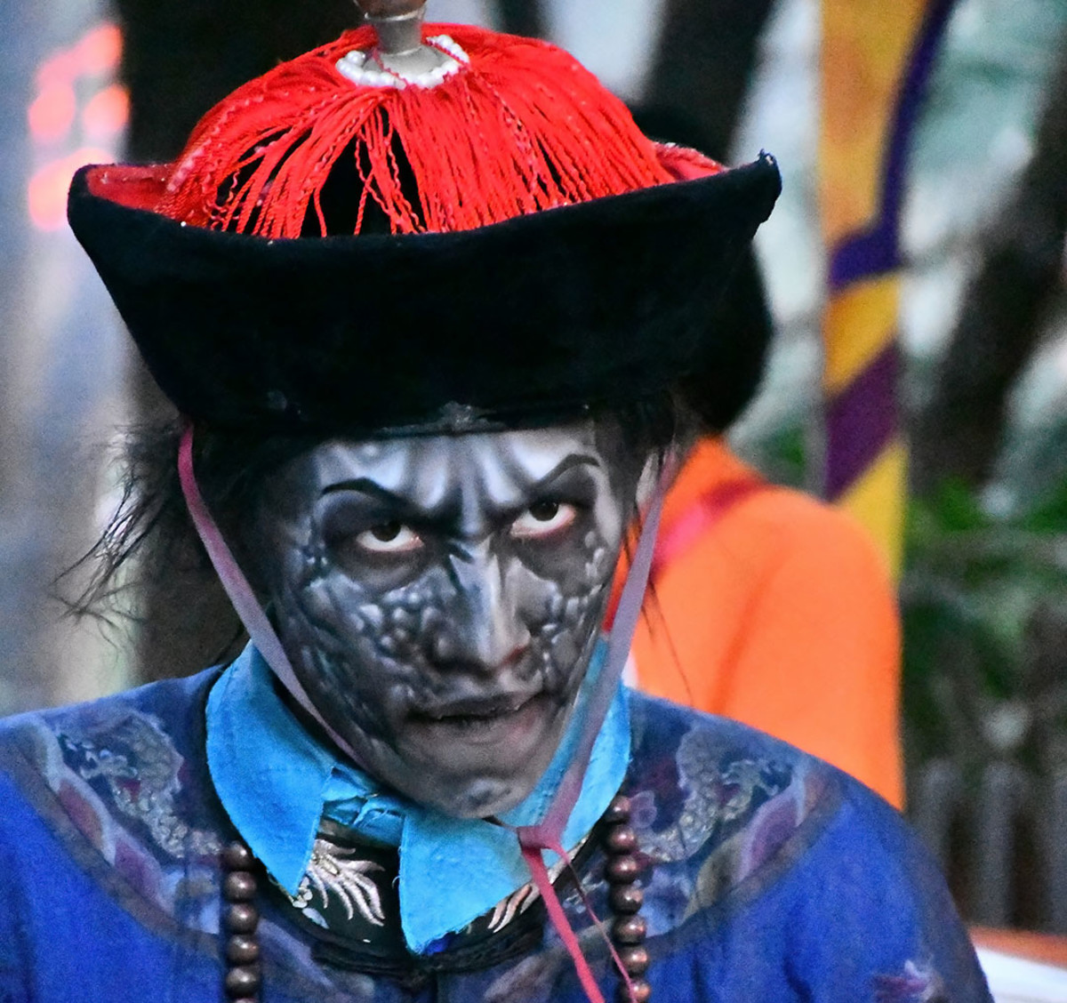 The Jiangshi is probably the most famous Chinese mythical monster in pop culture.