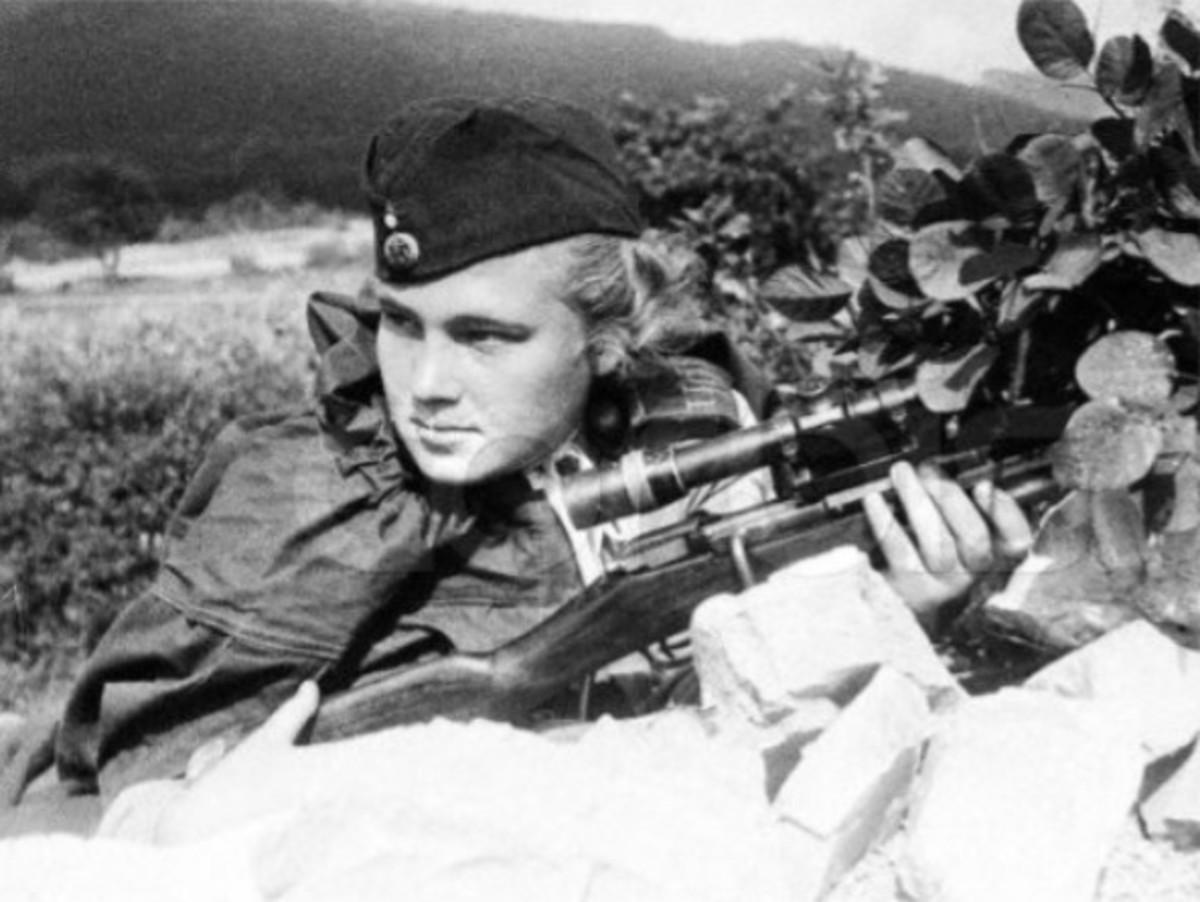 Lidiya Gudovantseva.