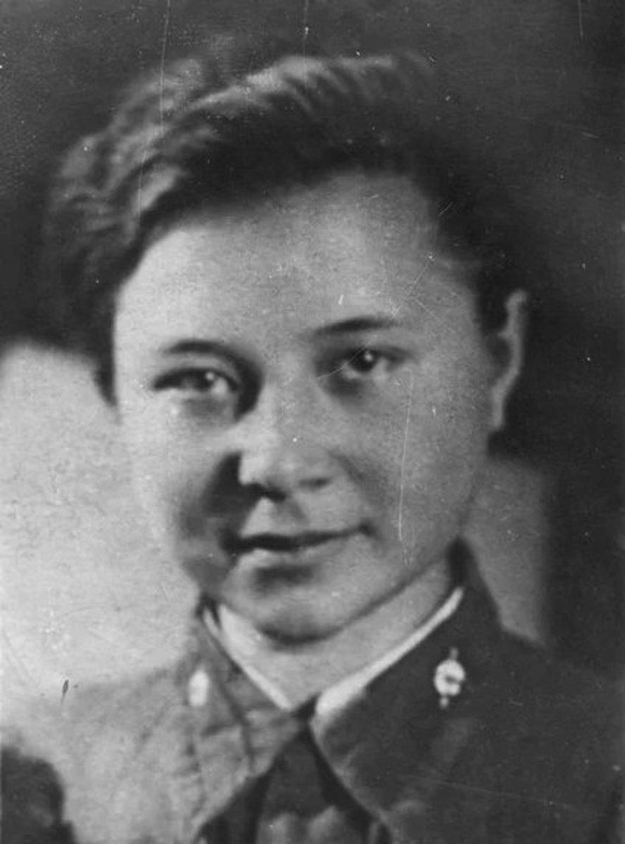 Mariya Polivanova.
