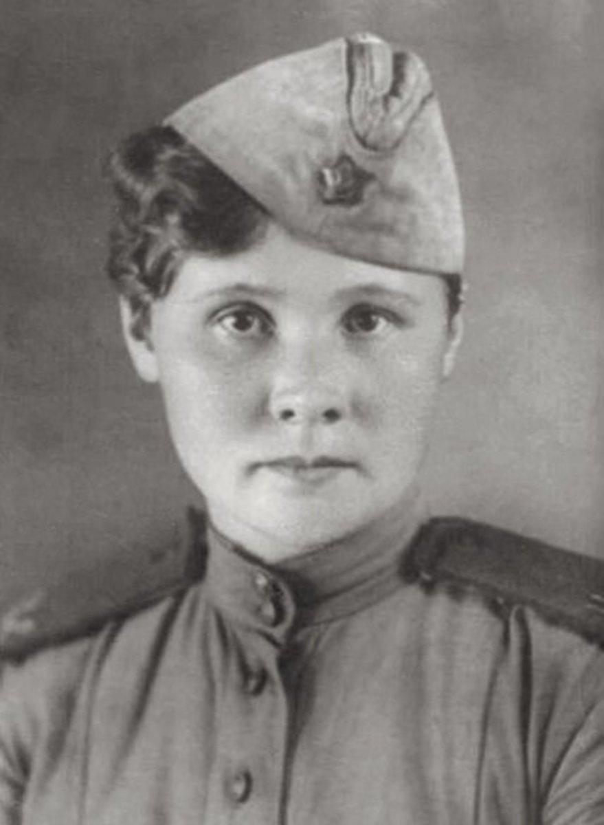 Tatyana Baramzina.