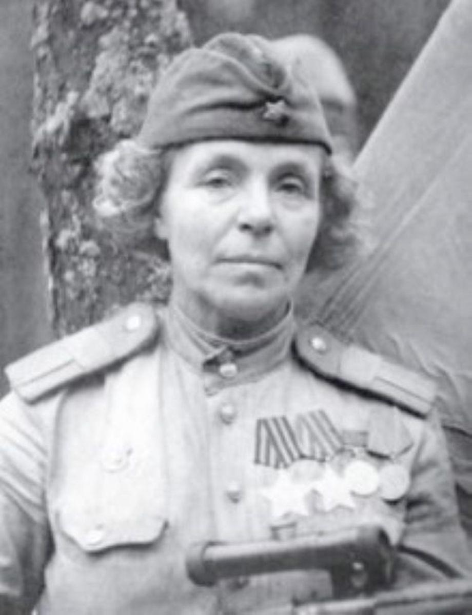 Nina Petrova.