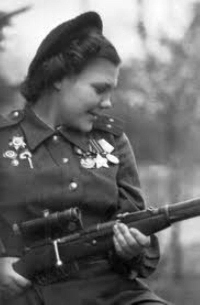 Nina Lobkovskaya.
