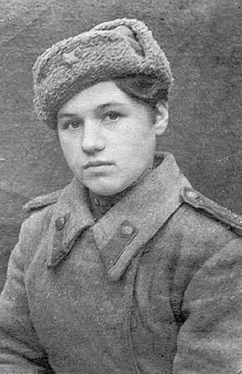 Klavdiya Kalugina.