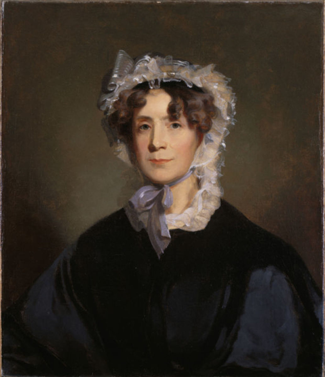 Older daughter of President Thomas Jefferson and First Lady Martha Jefferson