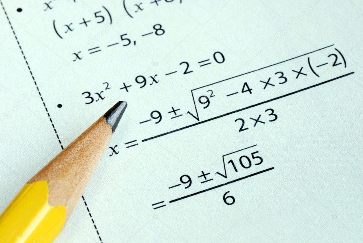 Math Formulas III