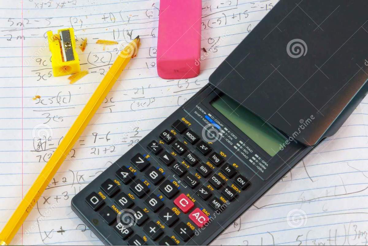 Calculators can be Complex