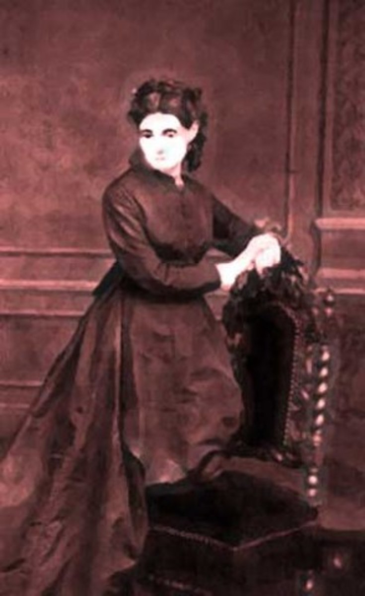 Madame LaLaurie.