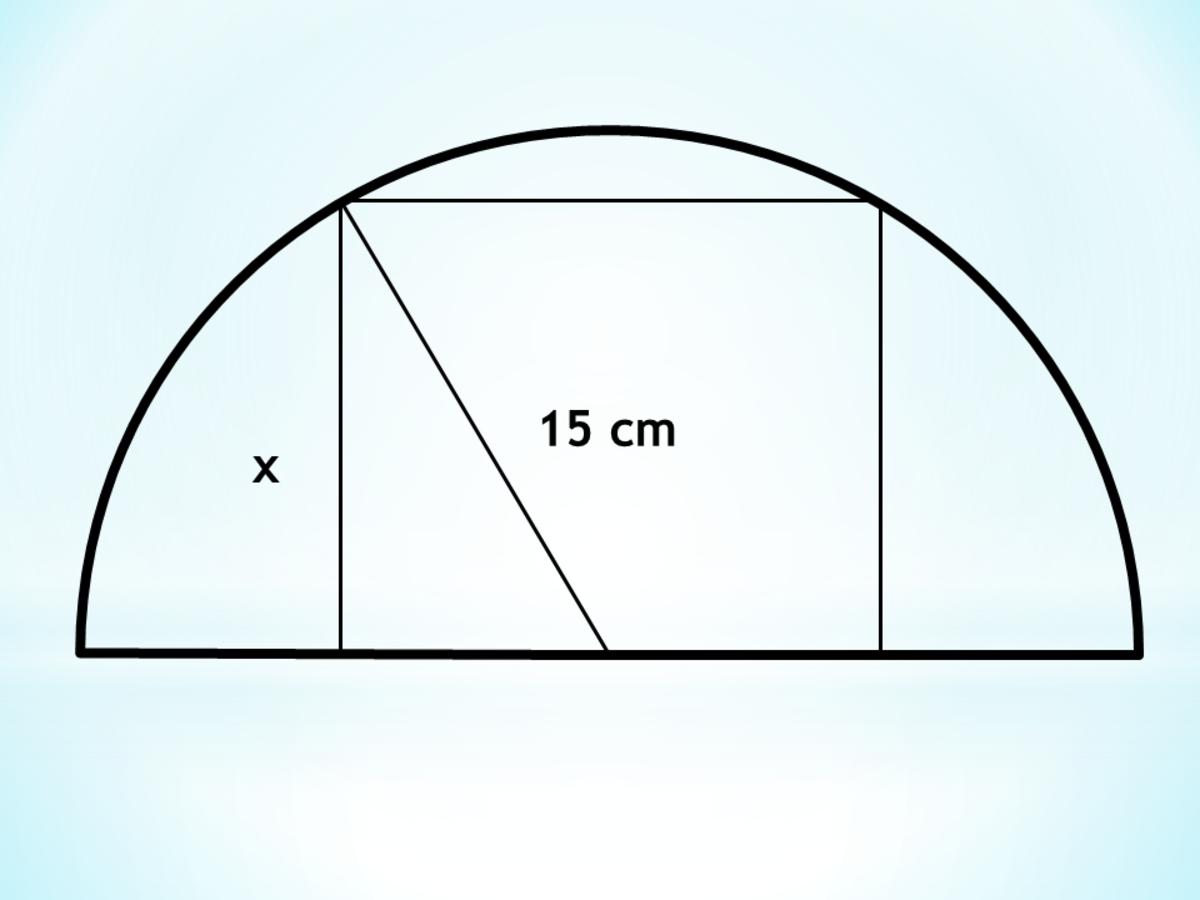 Calculator Techniques for Quadrilaterals: Square Inscribed in a Circle