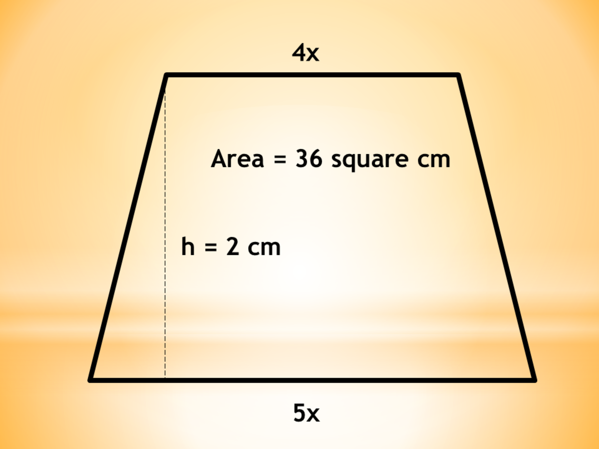 Calculator Technique for Quadrilaterals: Lengths of Trapezoid's Bases
