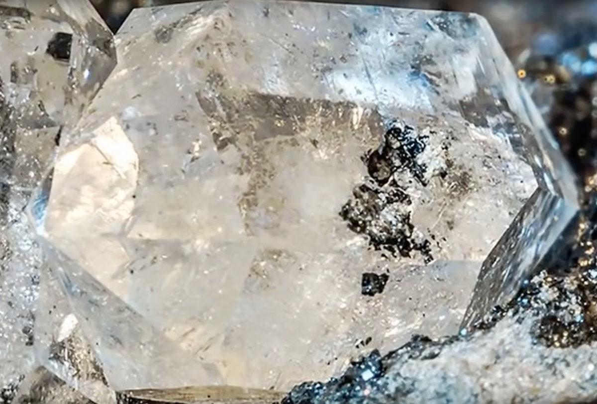 Ice VII within?