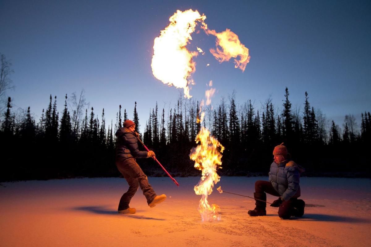 Methane!