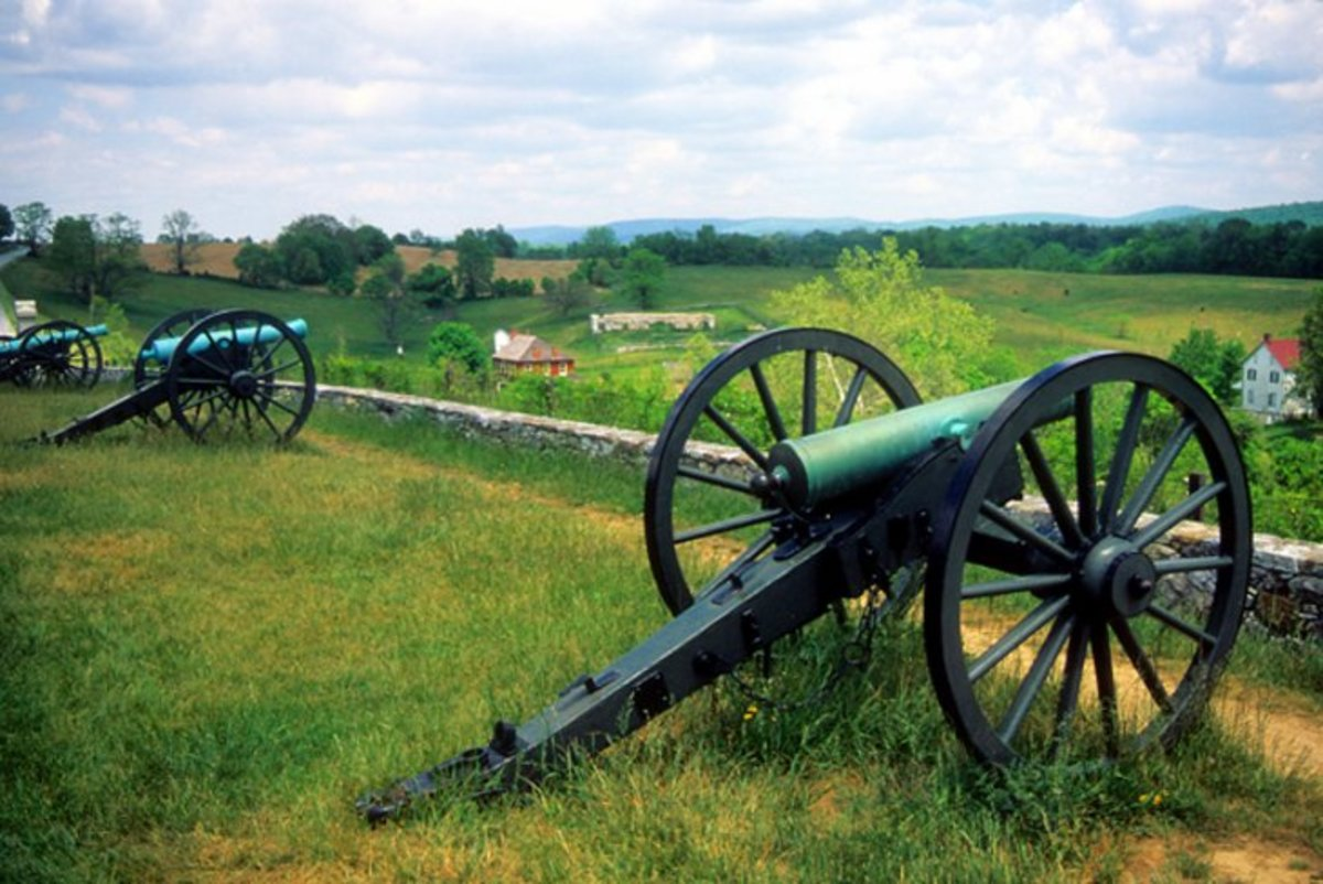 Antietam National Battlefield: few places illustrate the terrible cost of war like Antietam National Battlefield, scene of the bloodiest day's battle in the Civil War. http://www.nps.gov/ancm/index.htm