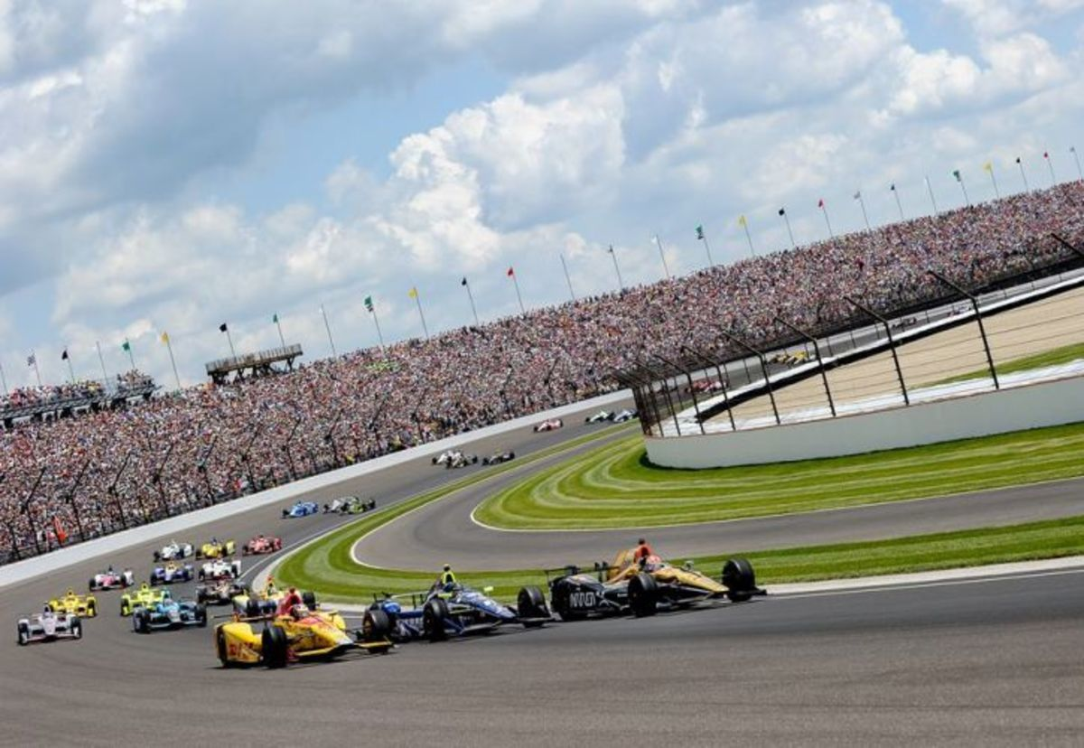 Indianapolis Motor Speedway: Visit the Indianapolis Motor Speedway and join the Indy Racing Experience Driving Program. You will have drive a real IndyCar series on the actual tracks. Photo Courtesy by Facebook/IndianapolisMotorSpeedway