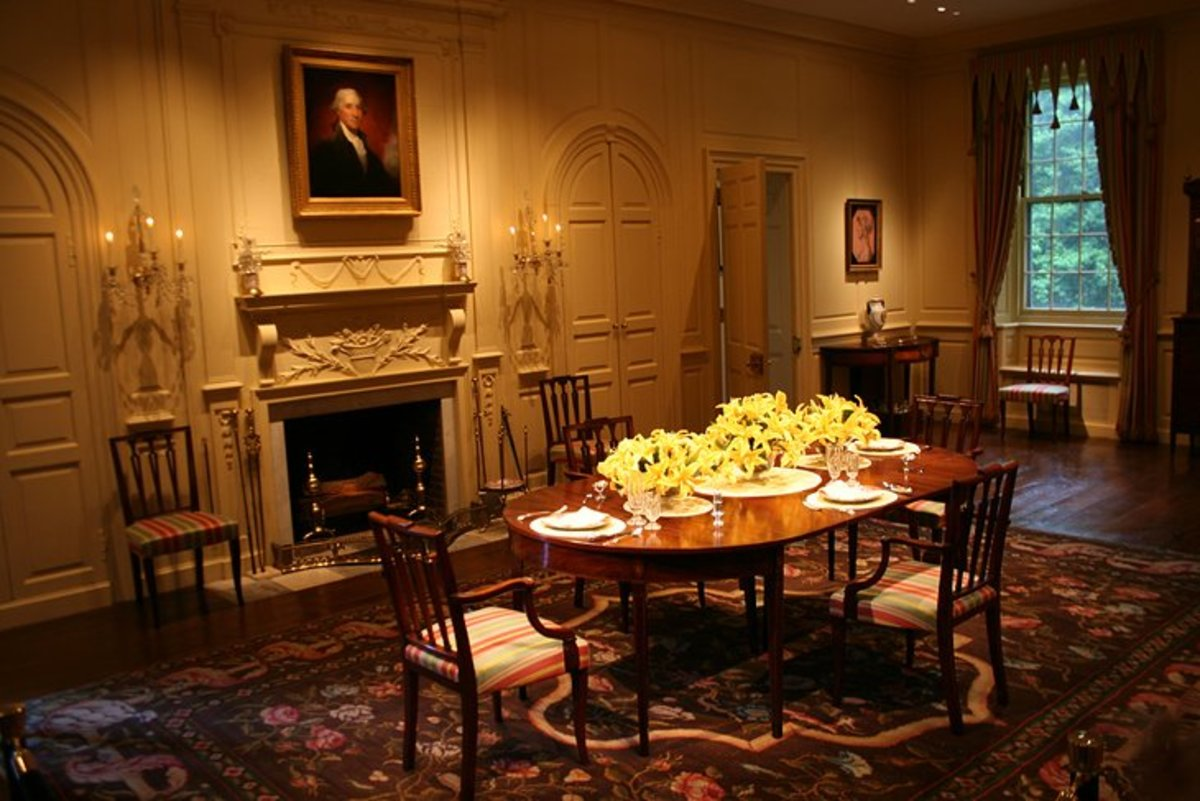 Winterthur Museum and Gardens:  Winterthur is considered America's finest museum of decorative arts. Photo by Peter Bond