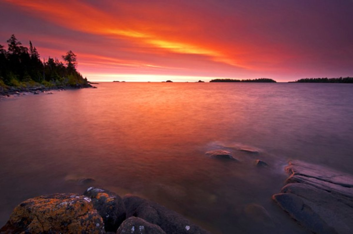 Isle Royale National Park: this relatively unspoiled tract of country attracts those looking for a remote wilderness experience. www.nps.gov/isro