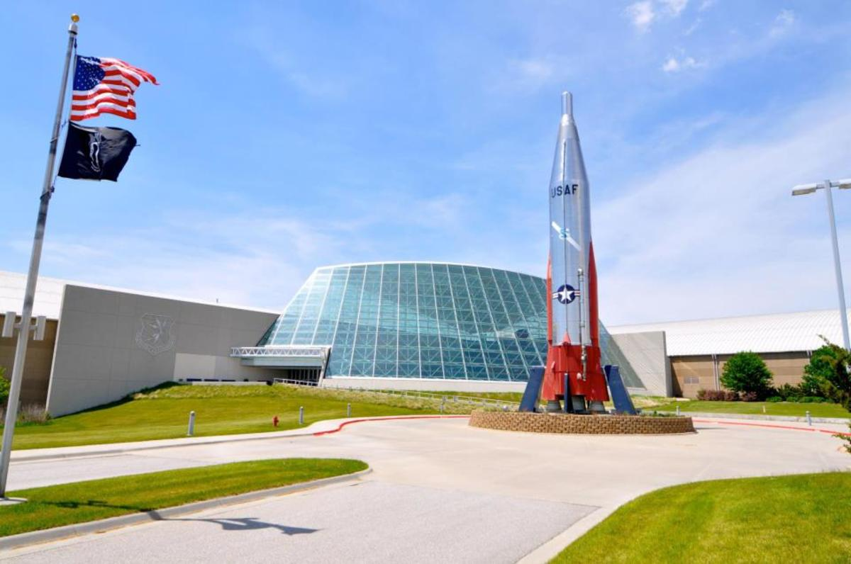 Strategic Air and Space Museum: with over 300,000 square feet of exhibits, the destination aims to provide interactive, educational and fun exhibits to inspire and sharpen young minds. www.sasmuseum.com