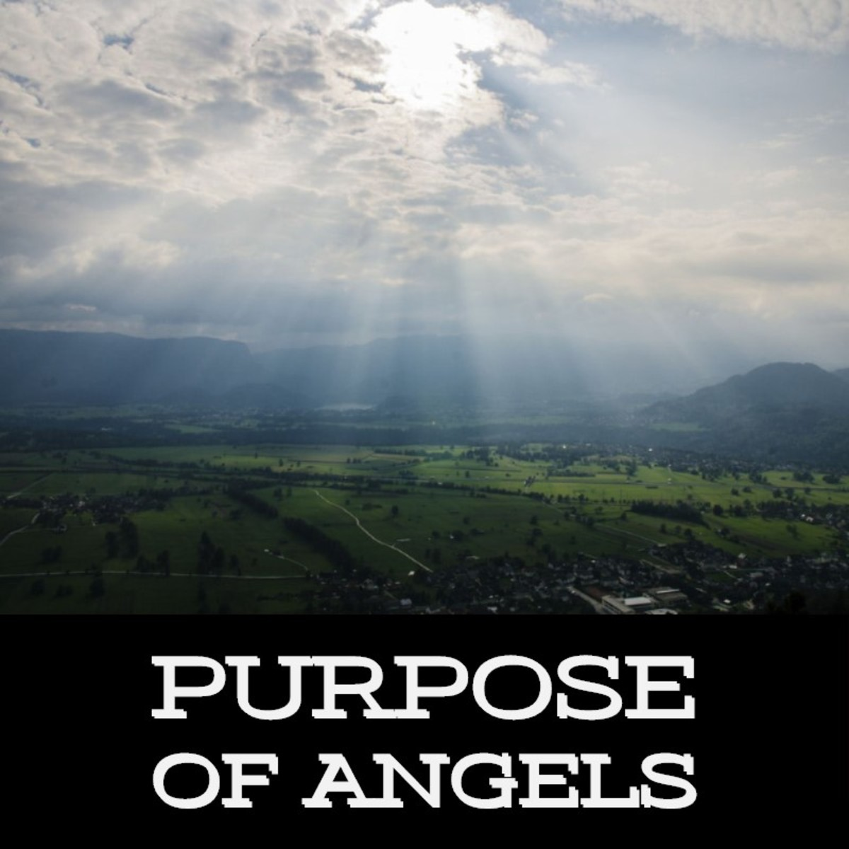 What is God's purpose for Angels?  Why were they created?
