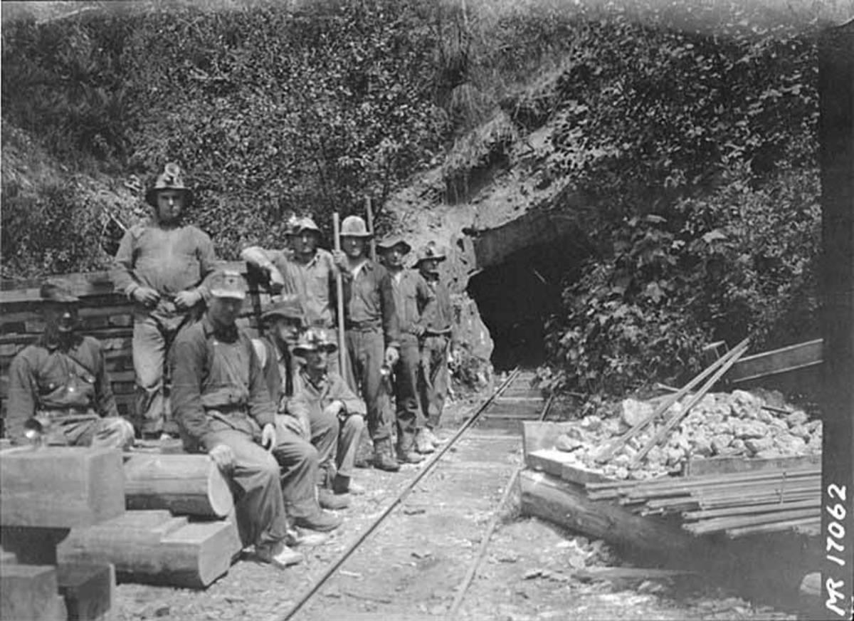 Idaho miners.