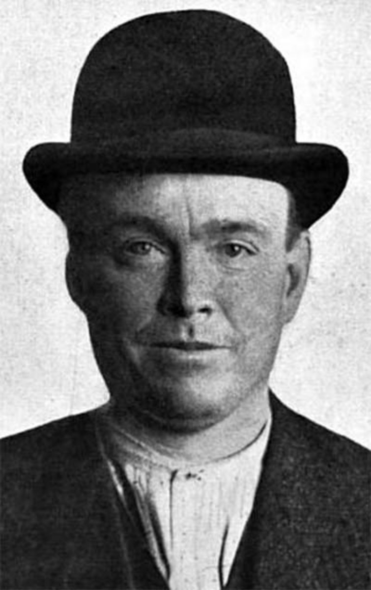 Harry Orchard.