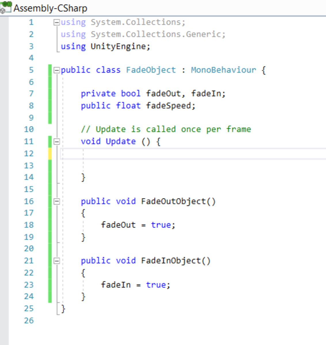 Microsft Visual Studio owned and developed by Microsoft, Inc.