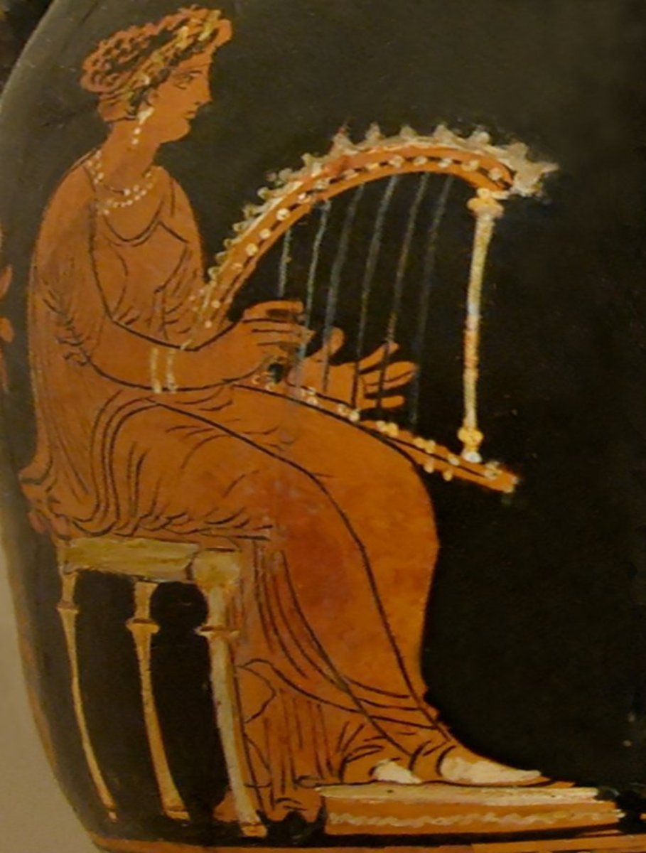 Greek Psalterion