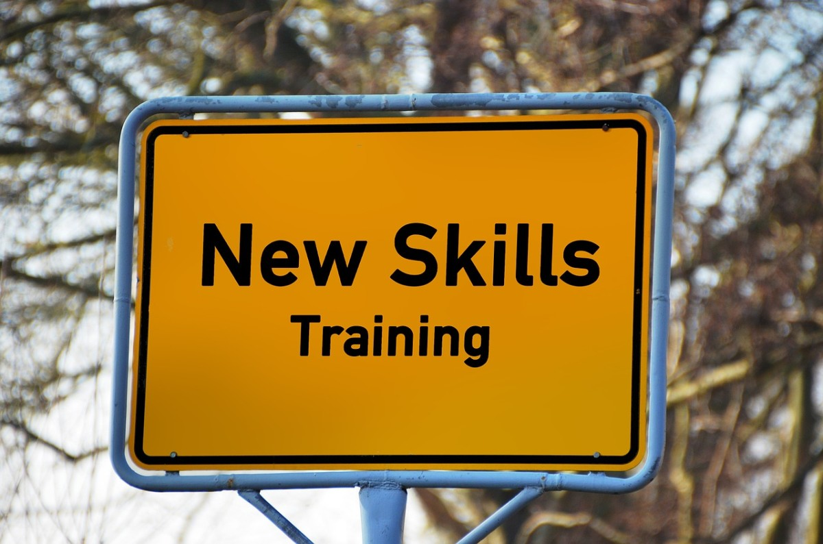New Skills Ahead! You can handle this, even if you're tech-averse.