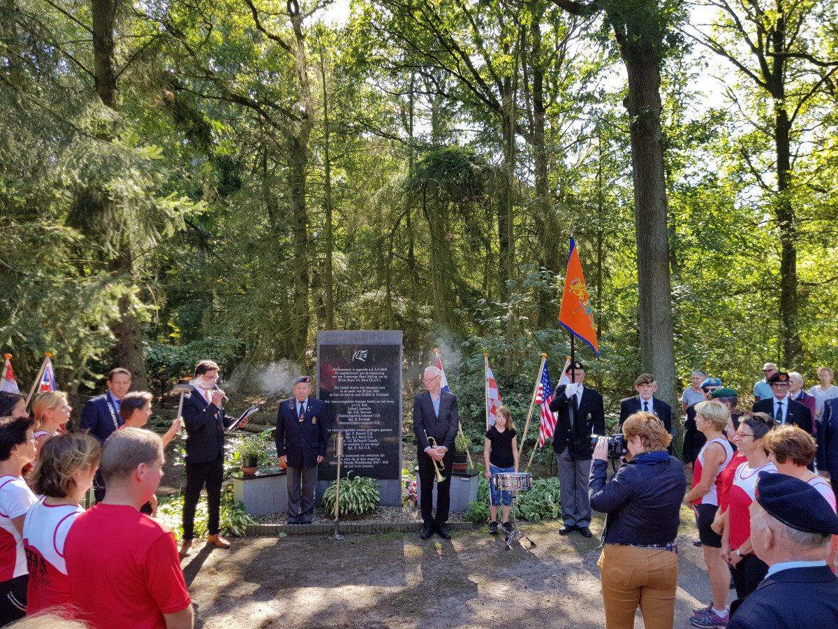 In 2019 we celebrated the liberation of our province Noord Brabant. The Netherlands were officially liberated in 2020.