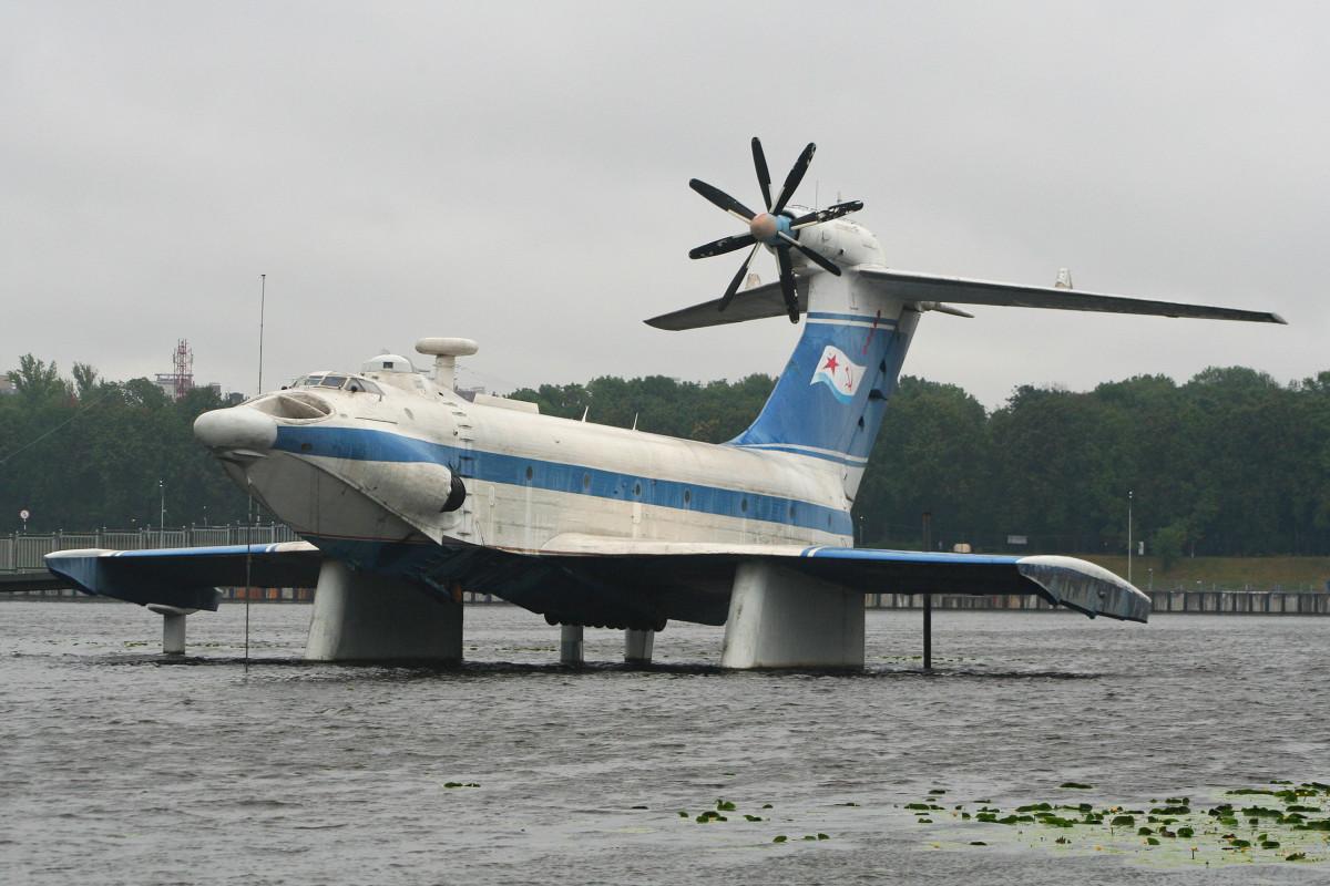 The A-90 Orlyonok.