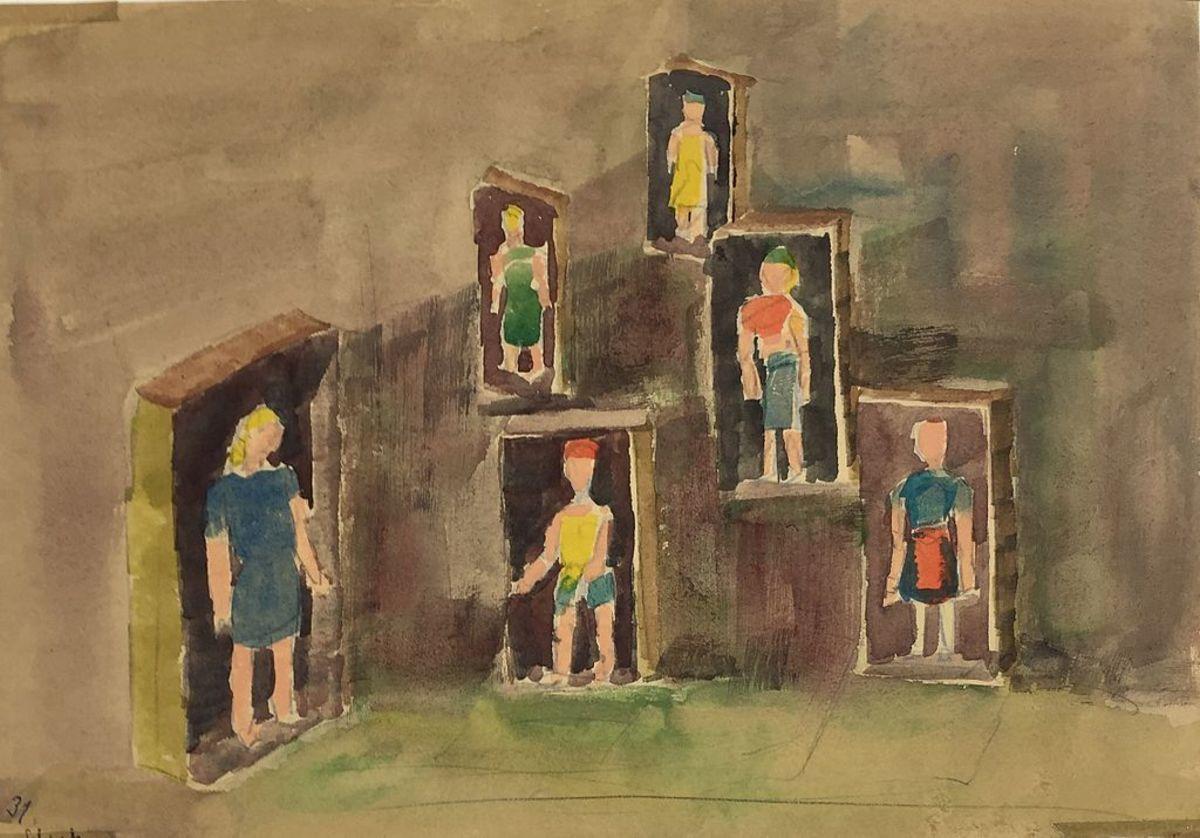 """Case N"" by Adolf Bierbrauer"