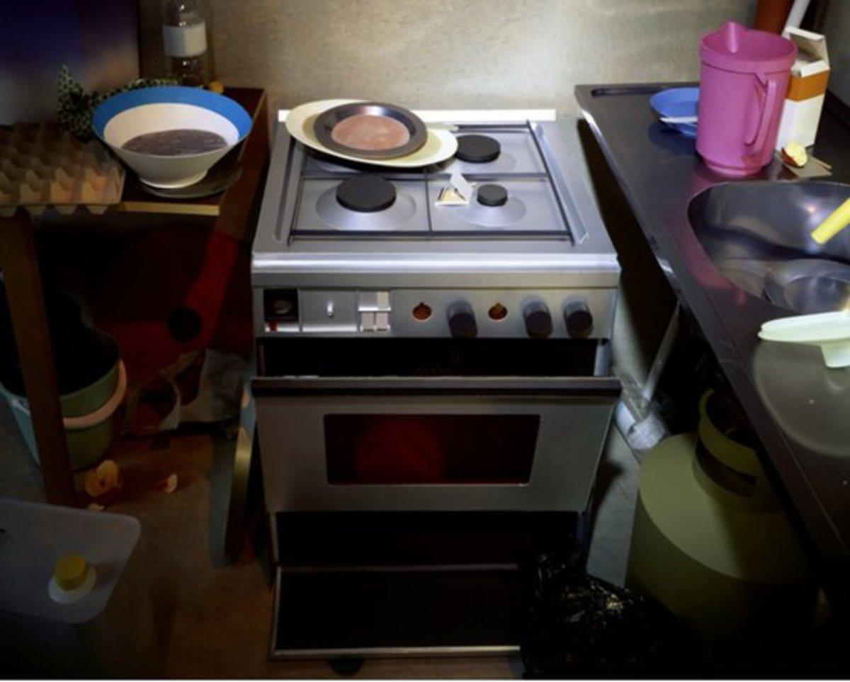 """Kitchen"" by Thomas Demand"