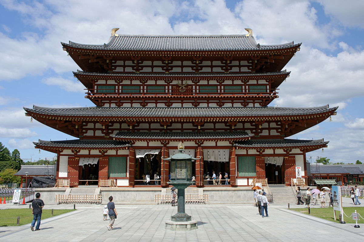 The Yakushi Temple in Nara is the most famous temple in Japan venerating Bhaisajyaguru. (Yakushi is the Japanese name for the Medicine Buddha)