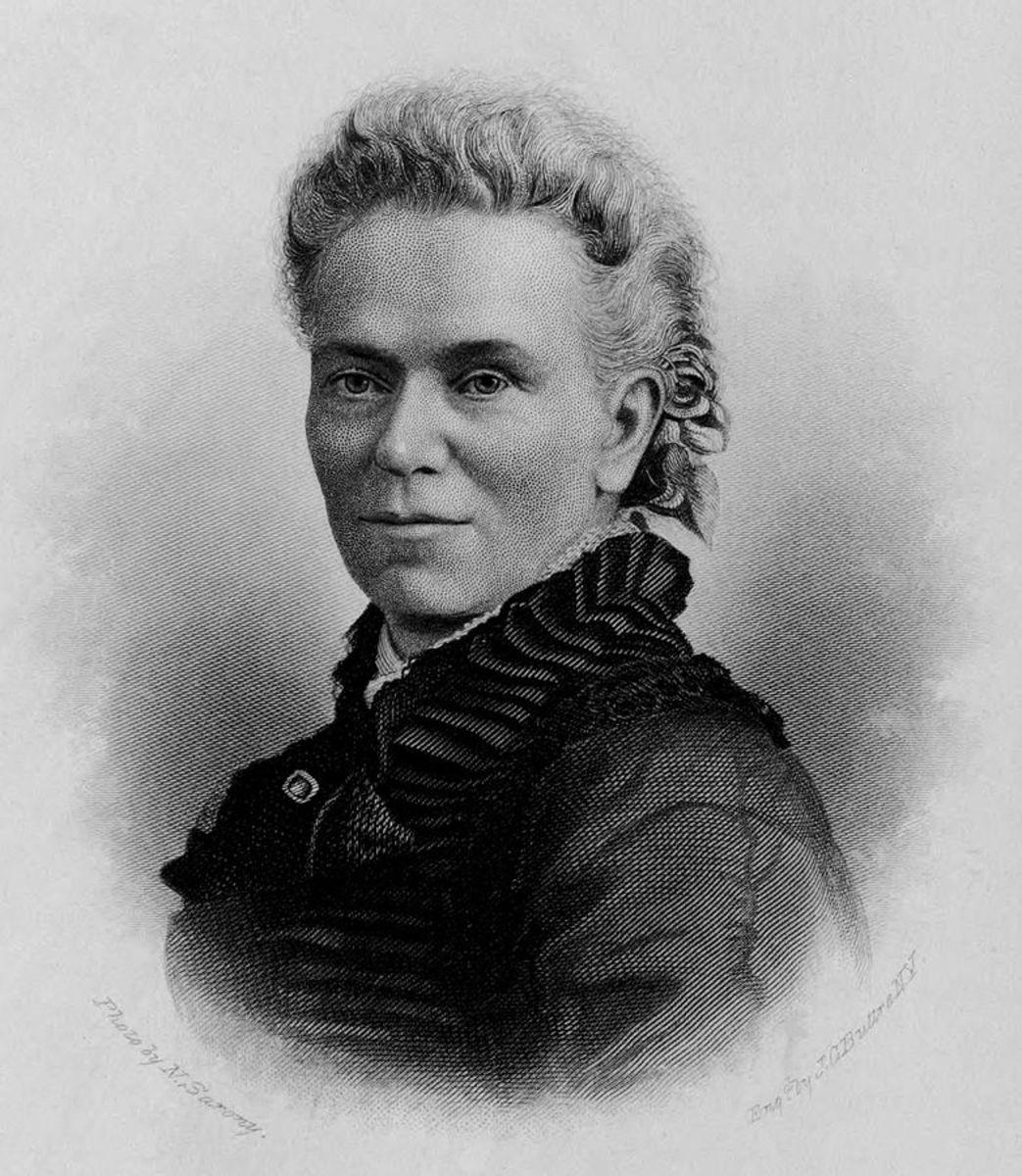 Matilda Joslyn Gage .