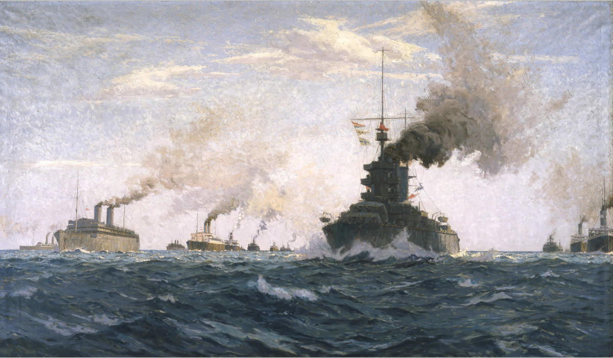 Battleships, destroyers, and submarines, oh my!